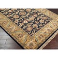 "Hand Knotted Taj Mahal Semi-Worsted New Zealand Wool Rug (9'6"" x 13'6"")"