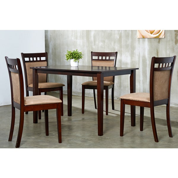 Warehouse of Tiffany Shirlyn 5 piece Dining Furniture Set