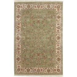 "Hand Knotted Sacramento Semi-Worsted New Zealand Wool Rug (3'6"" x 5'6"")"