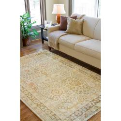 Hand Tufted Olivia Wool Rug (8'X11')