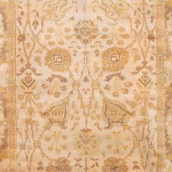 """Hand Knotted Cesena Semi-Worsted New Zealand Wool Rug ( 5'6"""" x 8'6"""" )"""