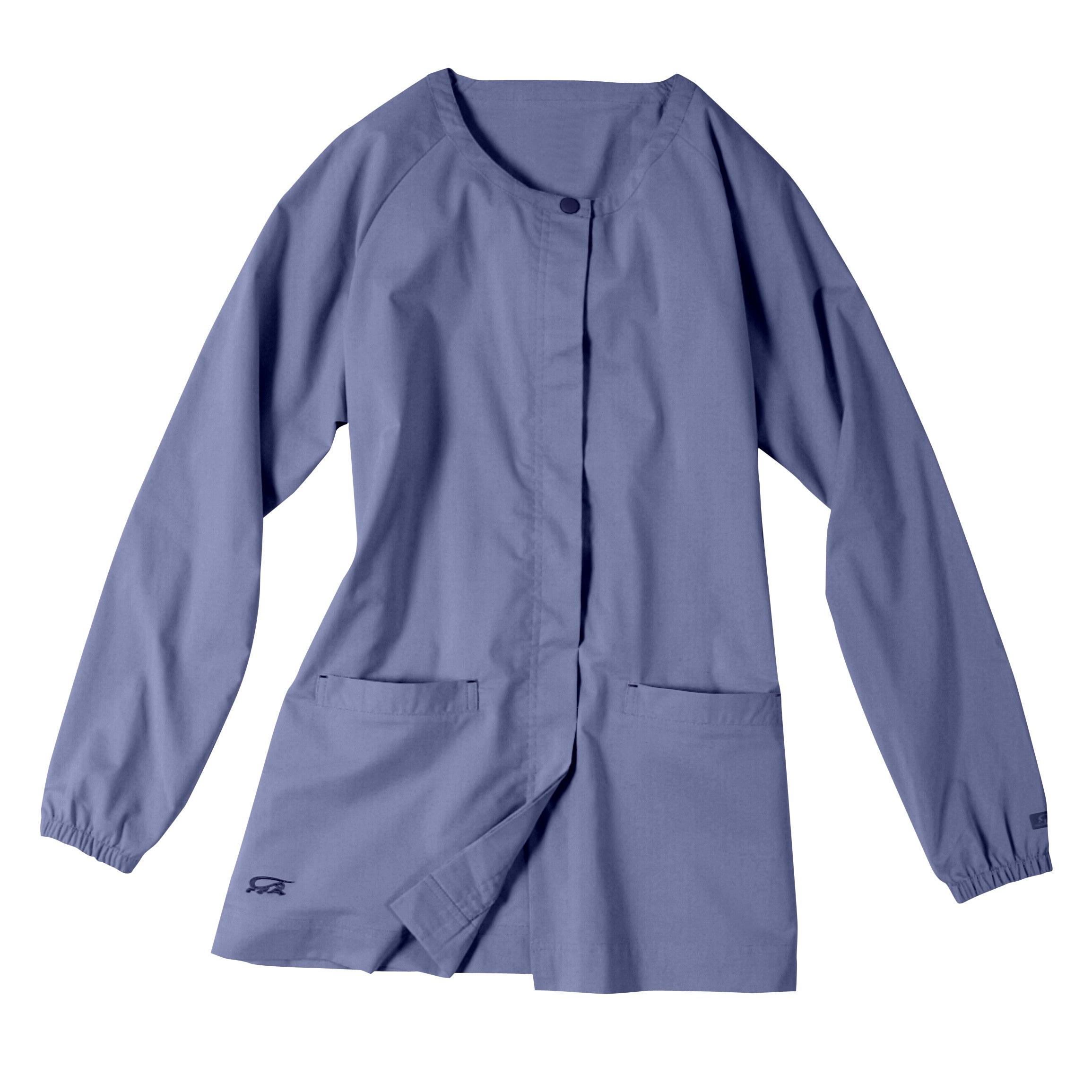 Iguanamed Ceil Blue Women S Nursing Jacket Overstock