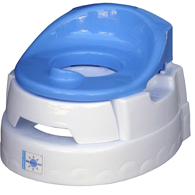 BeBeLove Lolli Potty in Cotton Candy Blue