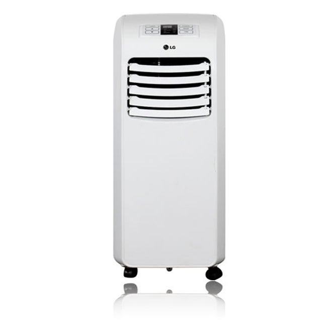 LG 7,000 BTU Portable Air Conditioner with Remote (Refurbished)
