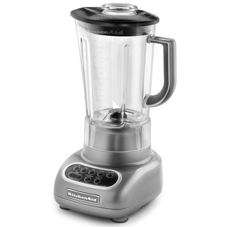 KitchenAid KSB560CU Contour Silver 5-speed Artisan Blender