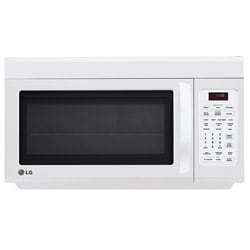 LG 1.8 CF Over-the-Range Microwave LMV1813SW (Refurbished)