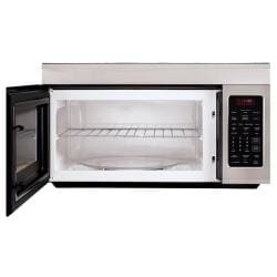 LG LMV1813ST 1.8 cu. ft. Over-the-Range Microwave in Stainless Steel (Refurbished)