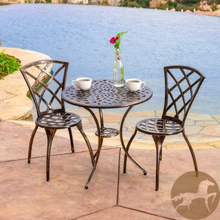 Christopher Knight Home Modern 3-piece Bistro Set