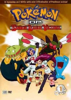 Pokemon DP: Sinnoh League Victors 1 (DVD)