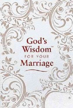 God's Wisdom for Your Marriage (Hardcover)