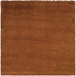 Manhattan Rust Area Rug (8' Square)