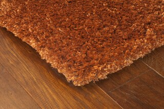 Manhattan Rust Area Rug (7'10 x 11'2)