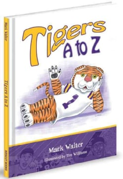 Tigers A to Z (Hardcover)