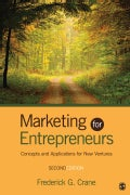 Marketing for Entrepreneurs: Concepts and Applications for New Ventures (Paperback)