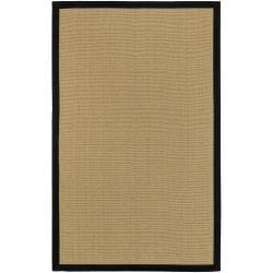 Hand-woven Livingston Natural Fiber Jute Rug (8' x 10')