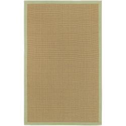 Hand-woven Nadaleen Natural Fiber Jute Rug (9' x 13')