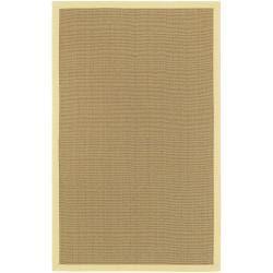 Hand-woven Ortiz Natural Fiber Jute Rug (9' x 13')