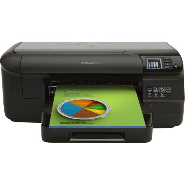 HP Officejet Pro 8100 N811A Inkjet Printer - Color - 4800 x 1200 dpi