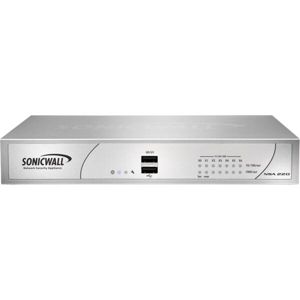 SonicWALL NSA 220 Firewall Appliance