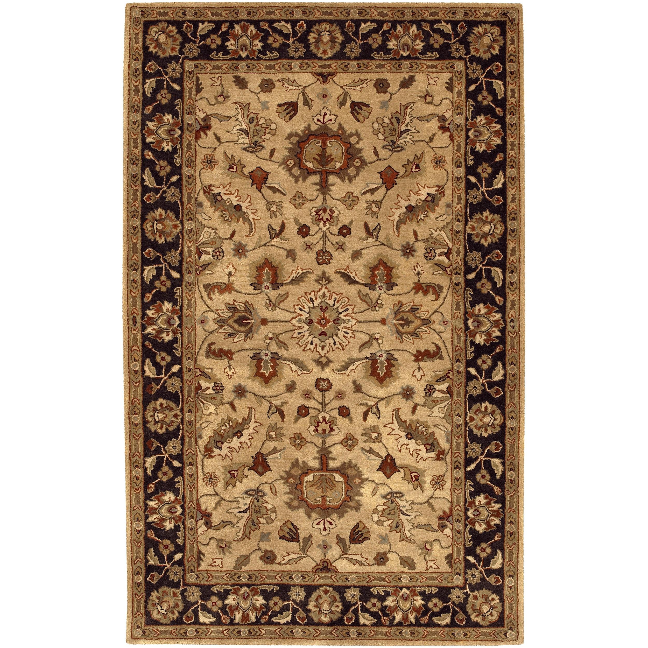 Hand-tufted Paradiso Wool Rug (10' x 14')