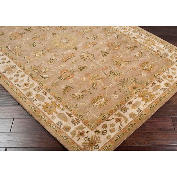 Hand-tufted Vanoise Wool Rug (8' x 11')