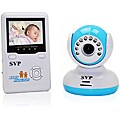 SVP 2.4GHz Wireless Digital Baby Monitor with LCD