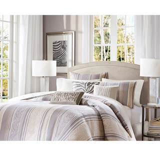 Madison Park Decator 6-piece Duvet Cover Set