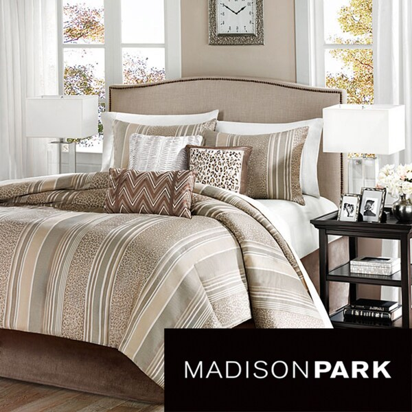 Madison Park Rollins 7-piece Comforter Set