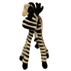 Yarn Zebra Ornament (Colombia)