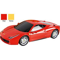 Premium Remote Control Ferrari Yellow