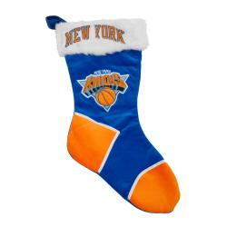 New York Knicks Christmas Stocking