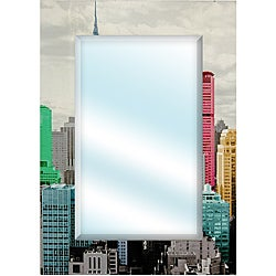 Colorful New York City Mirror (China)