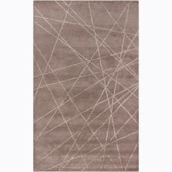 Hand-tufted Mandara Geometricl Rug (8' x 10')