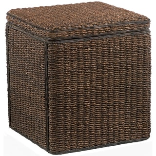 Cabana Cocoa Finish Storage Trunk
