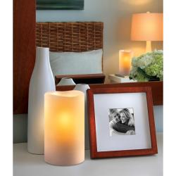 Sarah Peyton 4-piece Flameless Candle Set with Timer