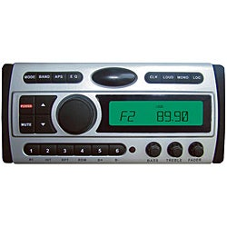 Pyle AM/FM CD/MP3 Marine Grade Player (Refurbished) 1.5-Din