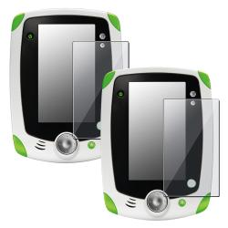Transparent Screen Protector Compatible with LeapFrog LeapPad (Pack of Two)