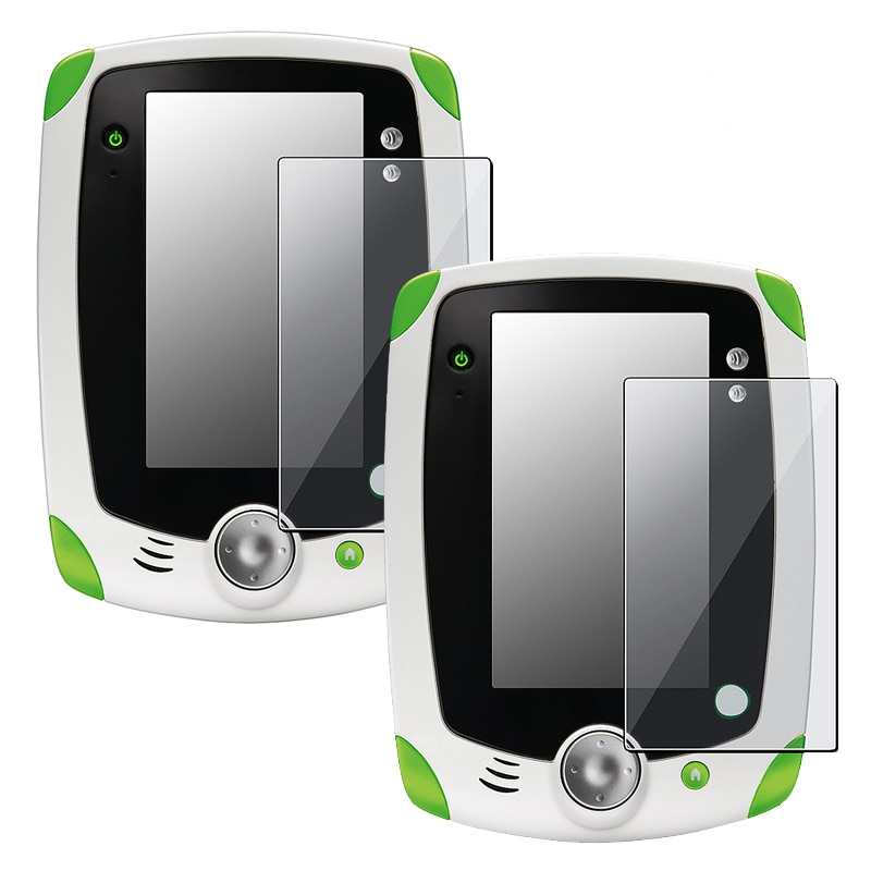 INSTEN Transparent Screen Protector for LeapFrog LeapPad (Pack of Two)