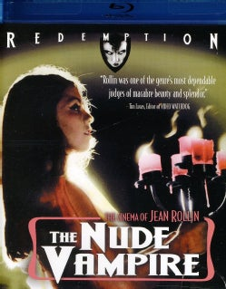 The Nude Vampire (Blu-ray Disc)