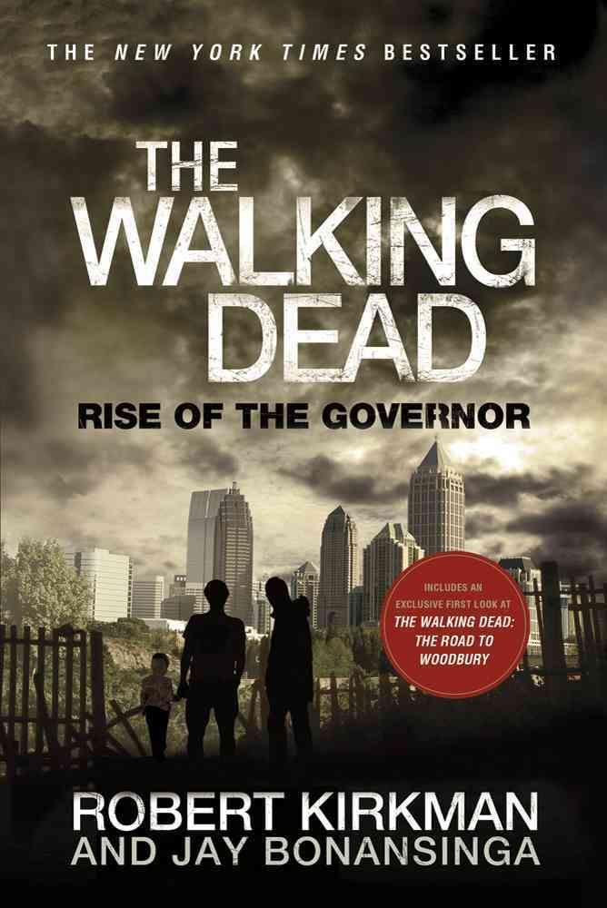 The Walking Dead: Rise of the Governor (Paperback)