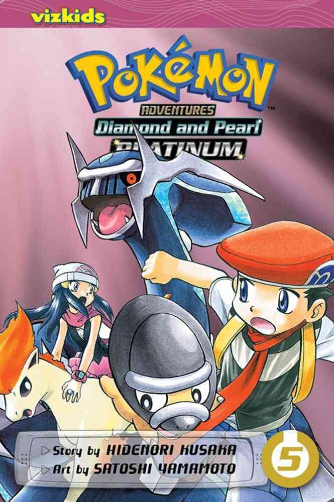 Pokemon Adventures 5: Diamond and Pearl/Platinum (Paperback)