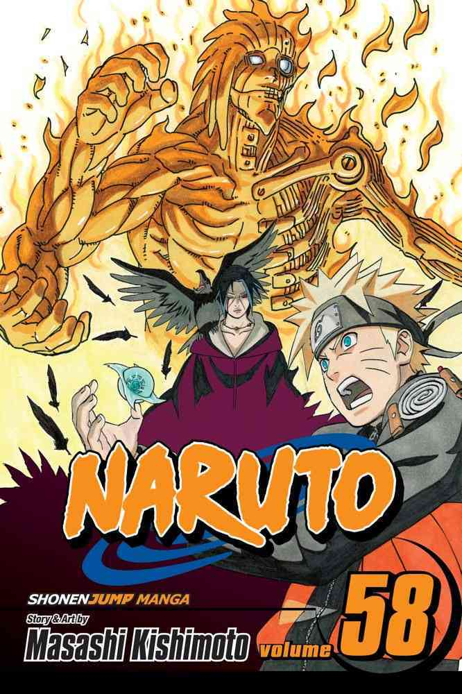 Naruto 58 (Paperback)