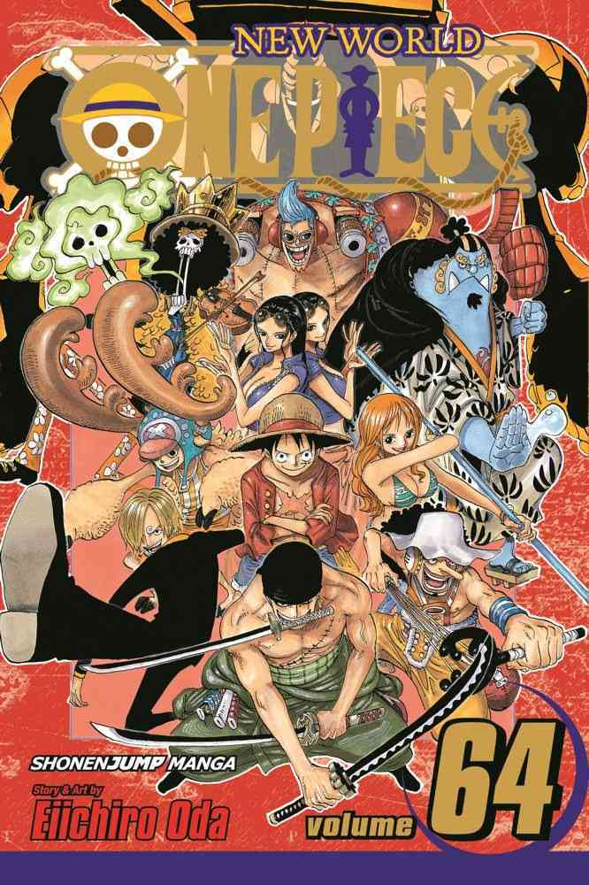One Piece 64: New World (Paperback)