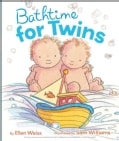 Bathtime for Twins (Board book)
