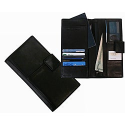 Men's Executive Travel Organizer Wallet