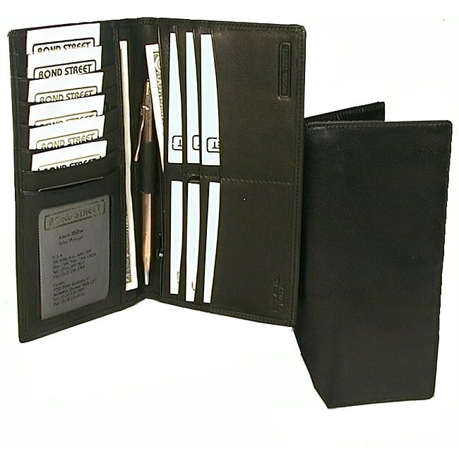 Men's Breast Pocket Organizer Wallet