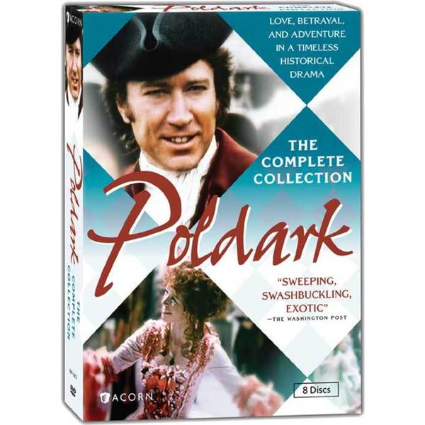 Poldark: The Complete Collection (DVD) 8572879