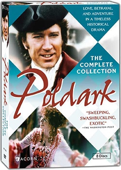 Poldark: The Complete Collection (DVD)