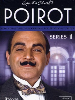 Poirot Series 1 (DVD)