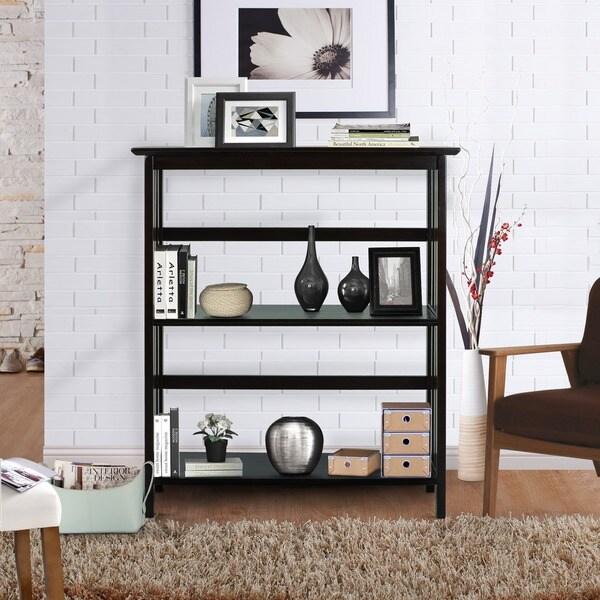 Mission Style 3-tier Shelf